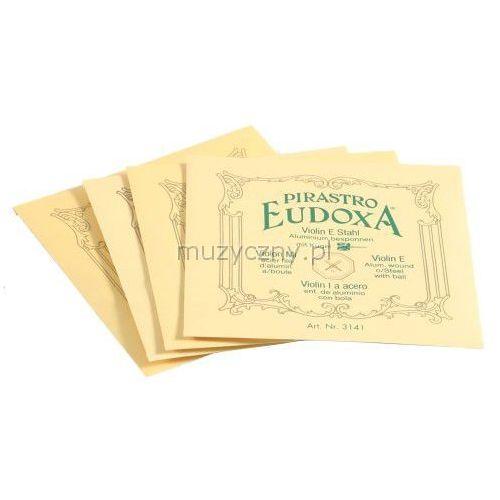 eudoxa struny skrzypcowe 4/4 marki Pirastro