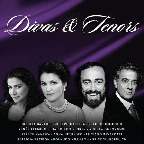 Divas & Tenors - Różni Wykonawcy (Płyta CD), 4788583