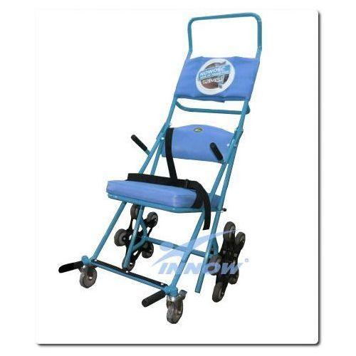 Wózek (dźwig) schodowy ręczny z podgłówkiem T 673 VB