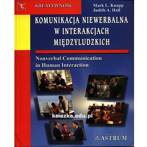 Komunikacja niewerbalna w interakcjach międzyludzkich (594 str.)
