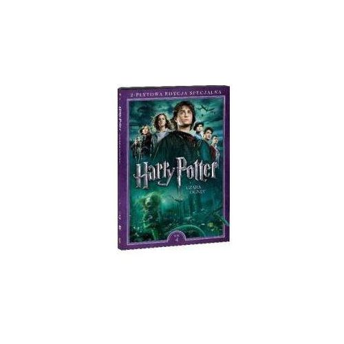 Harry potter i czara ognia, edycja specjalna (2xdvd) - mike newell marki Galapagos