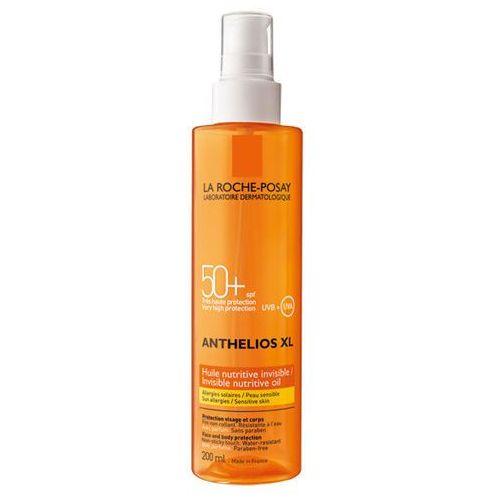 La roche - posay invisible nutritive oil spf 50+ anthelios xl (invisible nutritive oil) 200 ml