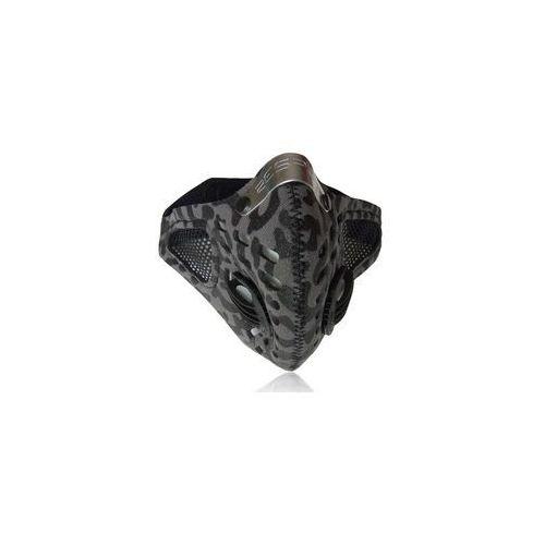 Maska antysmogowa sportsta camo + darmowy zwrot (sportimas) marki Respro