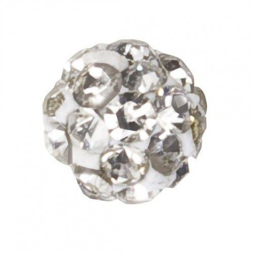 Studex Kolczyki 7522-0304 kulka z kryształkami