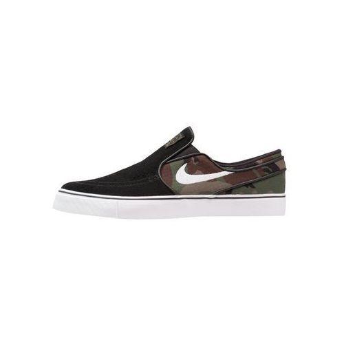 Nike SB ZOOM STEFAN JANOSKI Półbuty wsuwane black/white/multicolor (0887231607044)