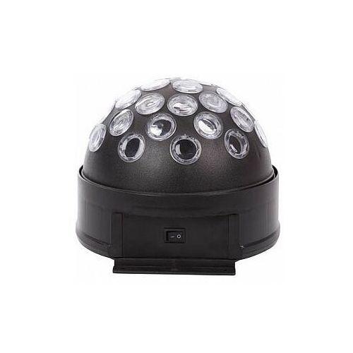 Hq power disco rgb fireball - 3 x 1 w (5410329688233)