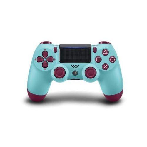 Sony interactive entertainment Kontroler bezprzewodowy sony playstation dualshock 4 v2 jagodowy błękit