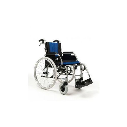 Wózek inwalidzki - Eclips X2 - z aluminium