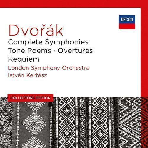 Istvan kertesz - dvorak symphonies (collectors edition) marki Universal music / decca