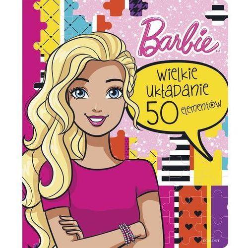 Barbie Wielkie układanie - Jeśli zamówisz do 14:00, wyślemy tego samego dnia. Darmowa dostawa, już od 99,99 zł.