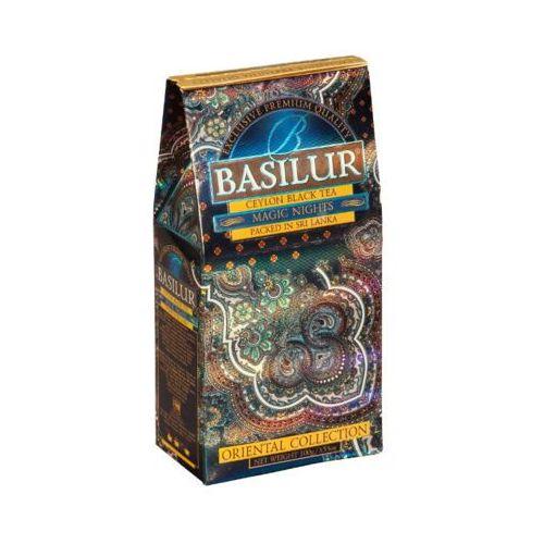 BASILUR 70424 100g Magic Nights Stożek Herbata czarna liściasta