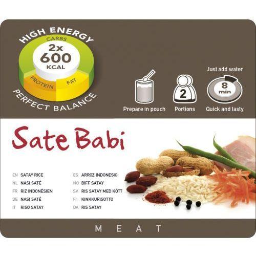 Adventure Food Sate Babi Żywność kempingowa podwójna porcja (8717624622427)