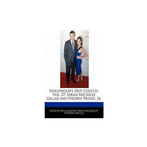 Hollywood's Hot Couples, Vol. 27: Sarah Michelle Gellar and Freddie Prinze, Jr.