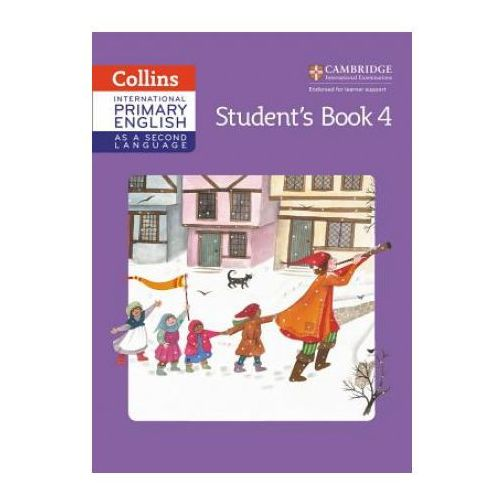 International Primary English as a Second Language Student's Book Stage 4 (9780008213671)