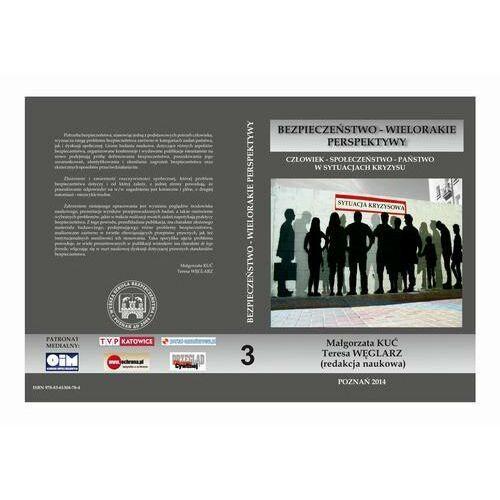 CZŁOWIEK – SPOŁECZEŃSTWO – PAŃSTWO W SYTUACJACH KRYZYSU t.3. - No author - ebook