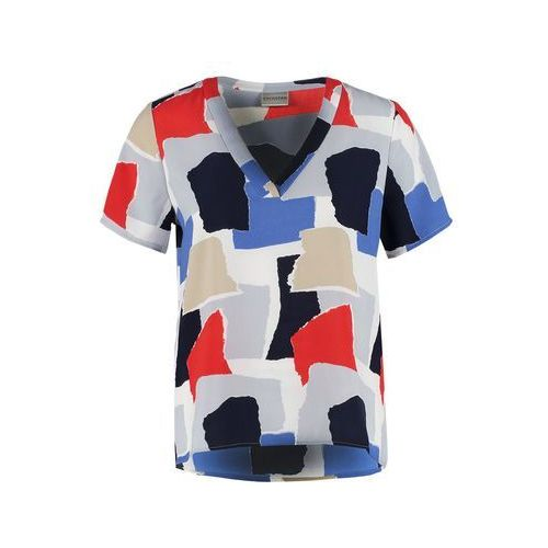 Selected Femme SFPREA Tshirt z nadrukiem snow white