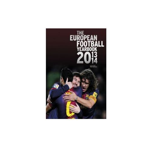 UEFA European Football Yearbook (752 str.)