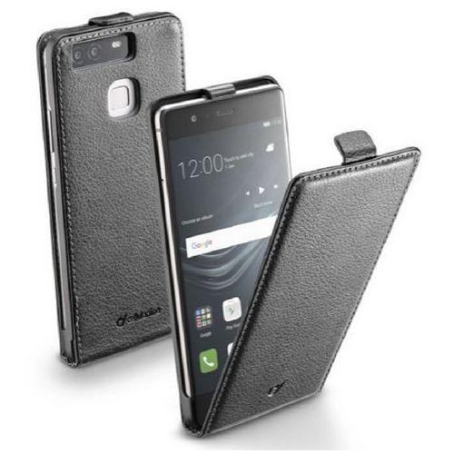 Etui flap essential do huawei p9 czarny marki Cellular line