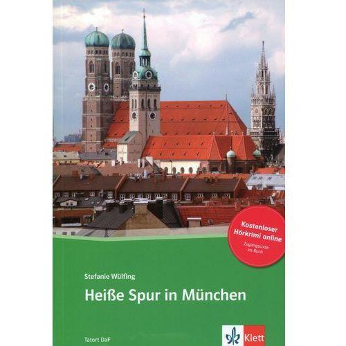 Heiße Spur in München, oprawa miękka
