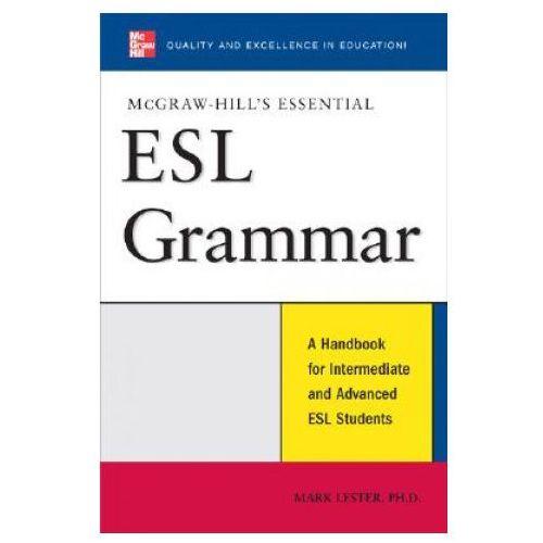 McGraw-Hill's Essential ESL Grammar