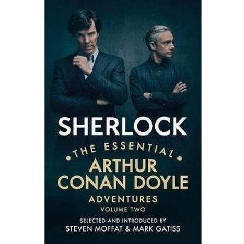 Sherlock The Essential Arthur Conan Doyle Adventures Volume 2 (346 str.)