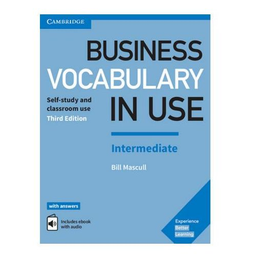 Business Vocabulary in Use: Intermediate Third Edition - Wortschatzbuch + Lösungen + eBook