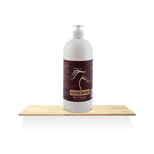 OVER HORSE SULFUR HORSE Shampoo 400ml - sprawdź w ZooArt