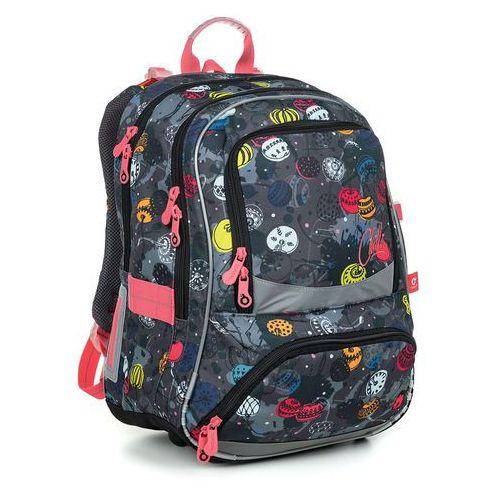 Topgal Plecak szkolny niki 19007 g (8592571011797)
