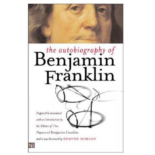 Autobiography of Benjamin Franklin (9780300098587)