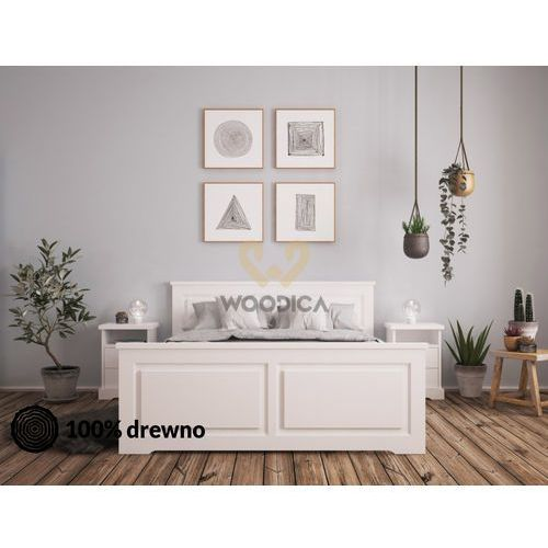 Łóżko parma 49 ii 120x200 marki Woodica