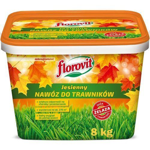 Nawóz jesienny marki Florovit