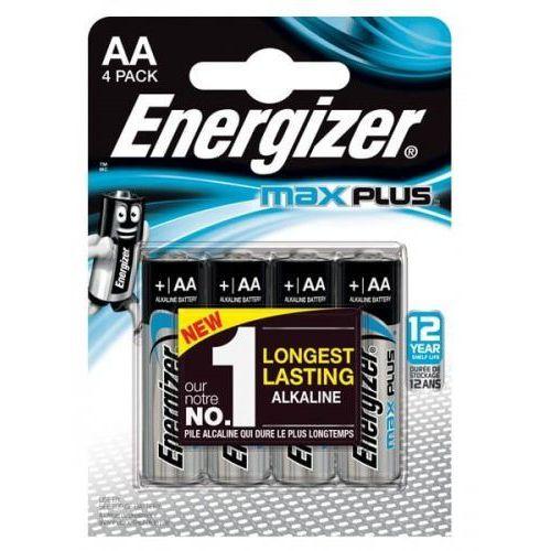 Bateria ENERGIZER Max Plus, AA, LR6, 1,5V, 4szt., 1_658233