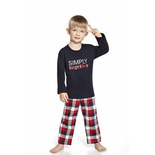 a5e6617fd73e4a 809/30 simply together piżama chłopięca marki Cornette 46,90 zł wygodna  pizama chlopieca z wysokiej jakosci wyjatkowo milej i miekkiej bawelny.