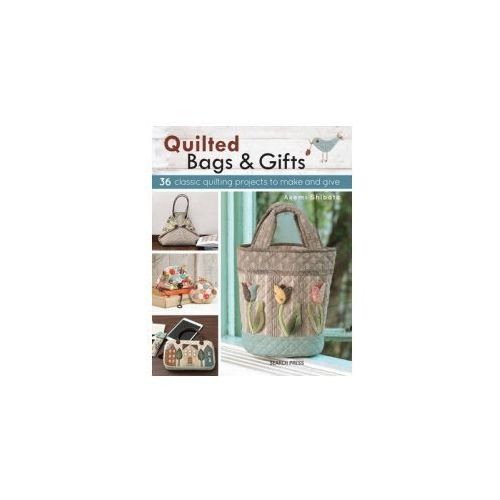 Quilted Bags & Gifts (9781782214441)