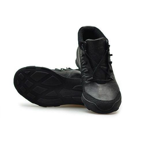 Trzewiki 4582-f czarne lico marki Badura