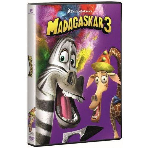 Madagaskar Część 3 (Płyta DVD)