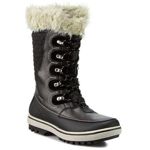 Śniegowce HELLY HANSEN - W Garibaldi 107-98.990 Black/Natura/Feather Grey, rozmiar od 36 do 40.5, czarny