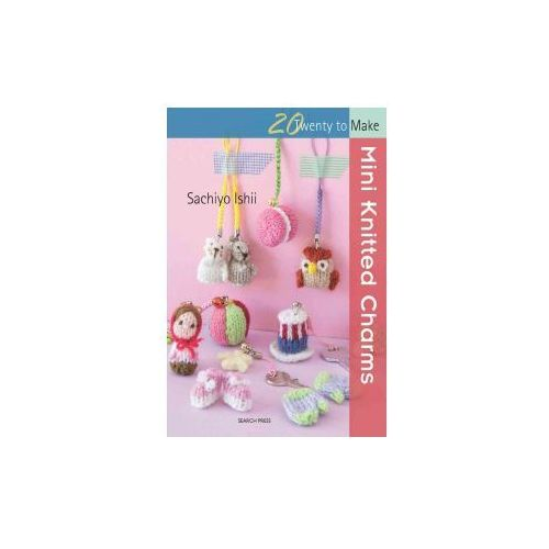 Mini Knitted Charms (9781782213758)