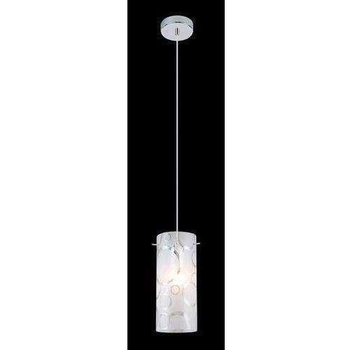 Lampa wisząca Italux Danni MDM1674/1 W zwis żyrandol 1x60W E27 chrom