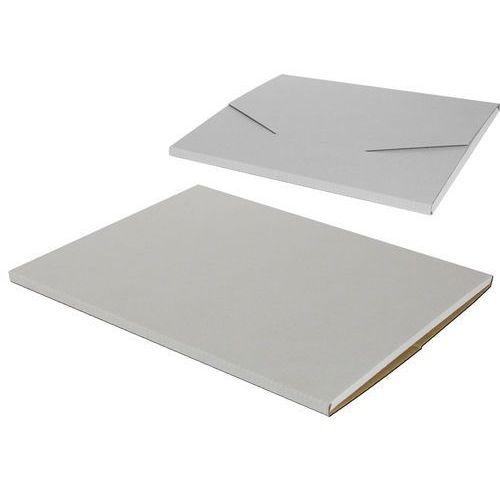 Grawerton Kartonik do puzzli/podkładek pod mysz biały szer.205 mm dł.260 mm wys.8 mm
