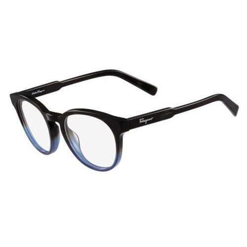 Okulary korekcyjne sf 2762 235 marki Salvatore ferragamo