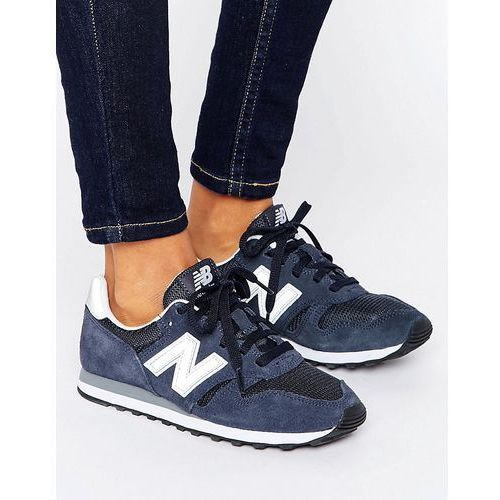 New Balance 373 Trainers In Navy - Blue