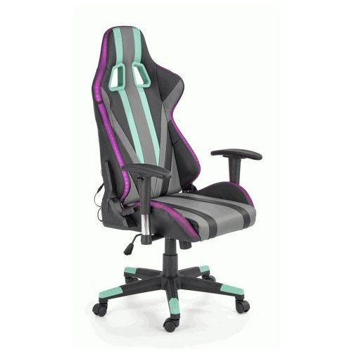 Fotel gamingowy z oświetleniem LED Aleks, V-CH-FACTOR-FOT