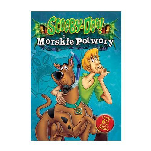 Scooby-Doo i morskie potwory (DVD) - Galapagos OD 24,99zł DARMOWA DOSTAWA KIOSK RUCHU (7321909043282)