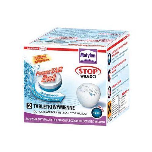 Tabletki wymienne Stop Wilgoci Power TAB 2x300g Metylan - oferta (0551632c75d50696)