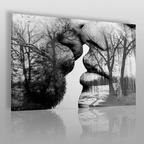 Antologia namiętności - nowoczesny obraz na płótnie