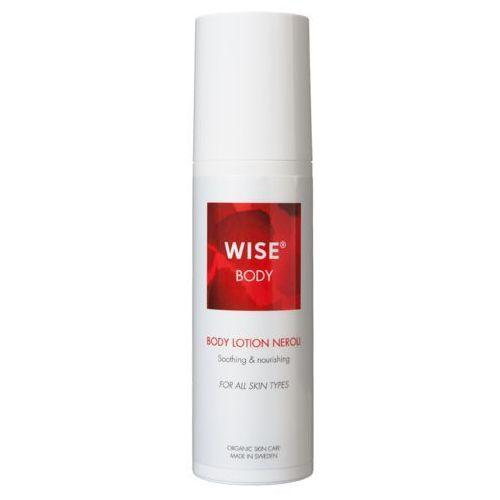 Neroli naturalny łagodzący i odżywiający balsam do ciała wise 150ml marki Wise naturkosmetik