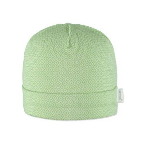 czapka retro, zielony marki Little