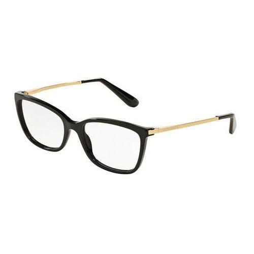 Okulary korekcyjne dg3243f asian fit 501 marki Dolce & gabbana