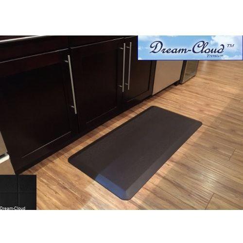 Dream-cloud Mata antyzmęczeniowa premium relaksacyjna (czarna)